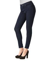 Big Star Ella High Rise Super Stretch Jeans Blue