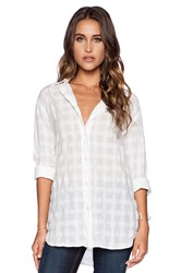 Ever Lauren Oversized No Pkt Shirt White
