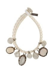 Max Mara Zingaro Necklace