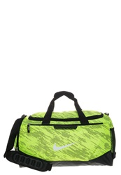 Nike Performance Tm Train Mx Air Medium Sports Bag Yellow Black