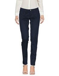 Refrigiwear Trousers Casual Trousers Dark Blue