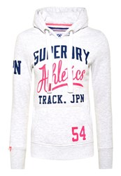 Superdry Athletics Trackster Hoodie Grey