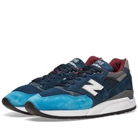 New Balance M998tca Made In The Usa Blue