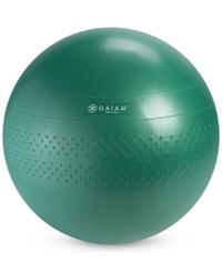 Gaiam Medium Balance Ball Kit Medium Grey