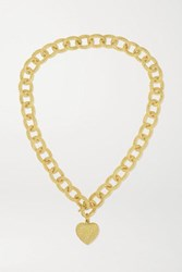 Carolina Bucci Florentine 18 Karat Gold Necklace