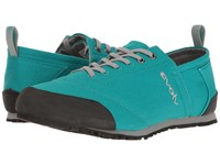 Evolv Cruzer Classic Teal Women's Shoes Blue