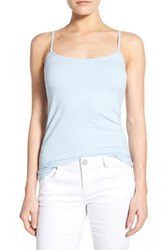 Halogen Women's 'Absolute' Camisole Blue Cashmere