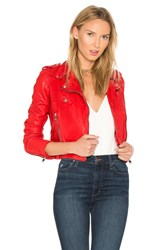 Lamarque Ciara Jacket Red