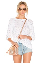 Wildfox Couture Sunbathers Top White