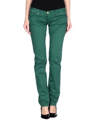 Fly Girl Casual Pants Green