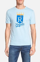 Men's Red Jacket 'Kansas City Royals Brass Tacks' T Shirt