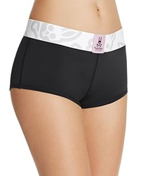 Psycho Bunny Performance Boyshort Lpb2112 Black