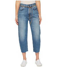 Levi's Premium R Made Crafted Barrel Jeans J Bay Blue