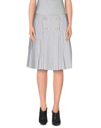 Chloe Skirts Knee Length Skirts Women