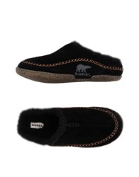 Sorel Footwear Slippers Black