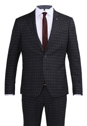 Bertoni Augustenburg Schack Suit Mood Indigo Dark Blue