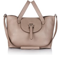 Meli Melo Meli Melo Women's Thela Medium Zip Tote Bag Taupe Floater