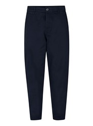 Selected Blue Homme Navy Relaxed Fit Chinos