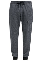 Gap Cargo Trousers Grey Plaid