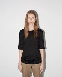 Jil Sander T Shirt Black