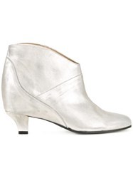 Golden Goose Deluxe Brand 'Montery' Booties Metallic