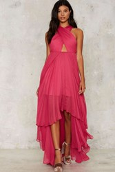 Nasty Gal Collection Hot Minute Maxi Dress 74368