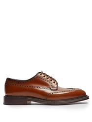 Church's Grafton Leather Brogues Brown