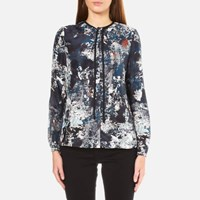Boss Orange Women's Callai Printed Blouse Multi