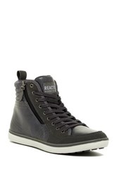 Kenneth Cole Reaction Think Big High Top Sneaker Men Gray