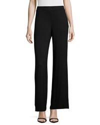 Philosophy High Waist Palazzo Pants Black