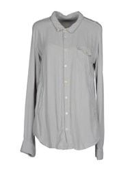 Sultan Shirts Shirts Women Light Grey