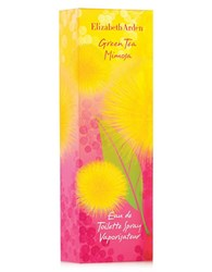 Elizabeth Arden Green Tea Mimosa Eau De Toilette Spray No Color