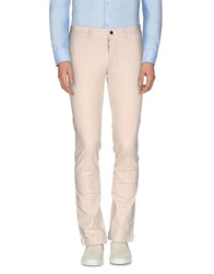Thinple Trousers Casual Trousers Men Beige