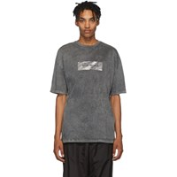 Filling Pieces Black New World T Shirt