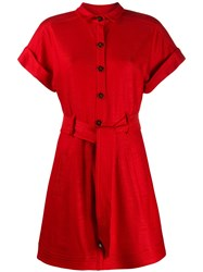 Veronica Beard Sadia Shirt Dress 60