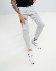 Another Influence Basic Slim Fit Joggers Grey