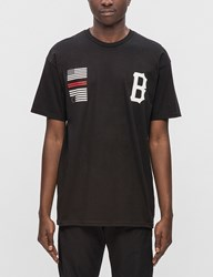 Black Scale Rebellious S S T Shirt