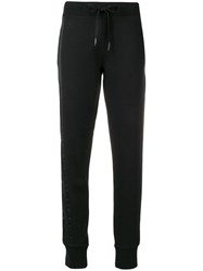 Iceberg Fitted Track Trousers Black