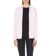 Ted Baker Wendea Floral Wrap Cardigan Pale Pink