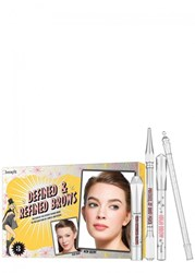 Benefit Defined And Refined Brow Kits Medium03 Light 02 Deep 06