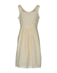 Pennyblack Knee Length Dresses Ivory