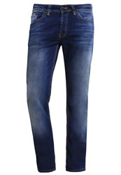 Ltb Hollywood Straight Leg Jeans Greyson Wash Dark Blue