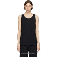 Ambush Black Logo Tank Top