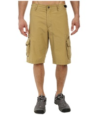 Kuhl Z Cargo Short Camel Men's Shorts Tan