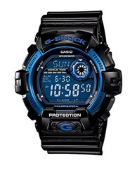 G Shock Mens Xl Watch Black
