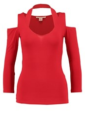 Anna Field Long Sleeved Top Chilli Pepper Red