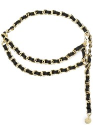 B Low The Belt Gissel Chain Black