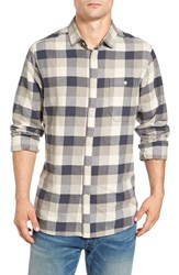 Jeremiah Men's Reid Slub Check Sport Shirt