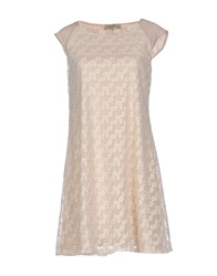 Just For You Short Dresses Light Pink