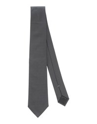 Christian Dior Dior Homme Accessories Ties Men Grey